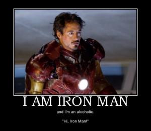 am Iron Man