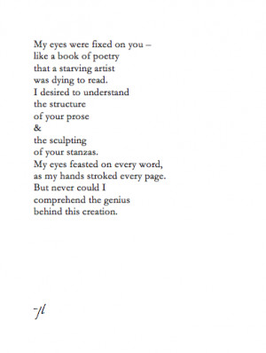 love eyes quotes writing books wonder poetry Reading desire mystery ...