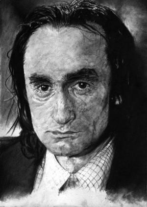 John Cazale Drawing by Priscilla Vogelbacher - John Cazale Fine ...