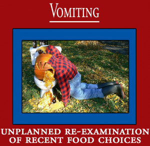 Politically Correct Term For Vomiting