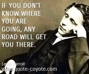 Lewis Carroll quotes - Quote Coyote