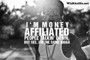 Wiz Khalifa Quotes, Wiz Khalifa Sayings, Wiz Khalifa Facebook Statuses