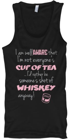 Whiskey Girl Quote | Teespring