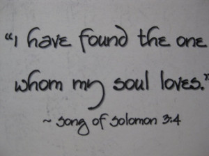 Soul - Song of Solomon - Bible quotes about Love - Bible.jpg