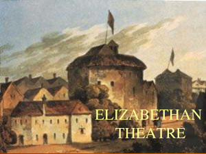 Elizabethan Theatre Globe Theater HD Wallpaper