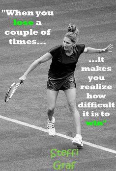 sports stars steffi graf dem sports graf won tennis anyone tennis ...
