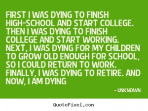 quotes success quotes about success in high school quotes school