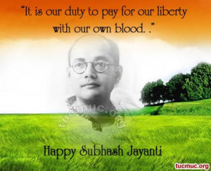 subhash chandra bose advocated complete freedom for india whereas the