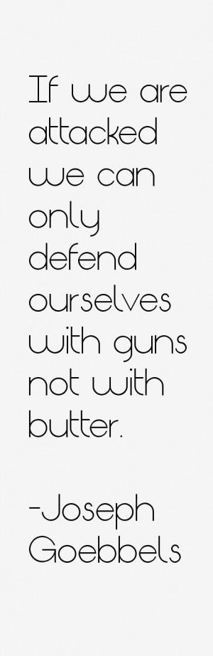 Joseph Goebbels Quotes & Sayings