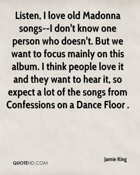 Madonna Quotes Love
