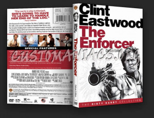 The Enforcer - Deluxe Edition dvd cover