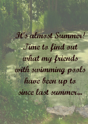 Summer Heat Funny Quotes Friday's quotes - summer