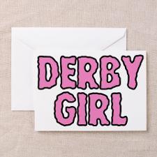 Demolition Derby Greeting Cards