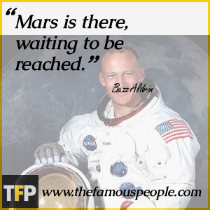 Buzz Aldrin Biography