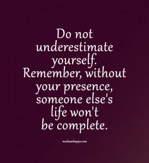 Quotes about Appreciate Yourself by Amore love for life (Fauzz01).