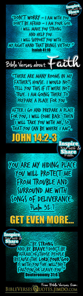 bible verses about FAITH - www.BibleVersesQuotes.jimdo.com