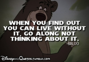 Baloo ( The Jungle Book )