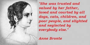 Anne bronte quotes 4