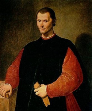 Machiavelli: Among his most genius quotes: Benefits should be ...