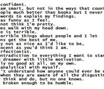 Confident Girl Quotes