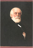 Portrait of Louis Kossuth that hung in the office of Representative ...