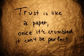 Broken Trust Quotes & Sayings