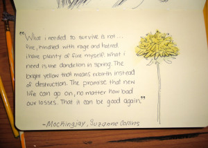 Pics For > Dandelion Quotes Hung...