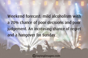 Funny Weekend Quotes