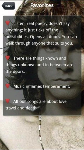 Jim Morrison Quotes And...