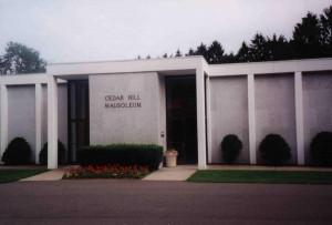 Eric Carr Grave