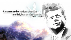 Jfk Quotes HD Wallpaper 9