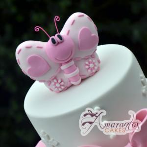1st birthday 1st birthday cake butterfly christening serves 35 flavour