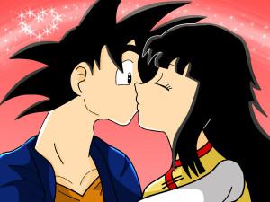 Love You Goku Colour Dbzfannie