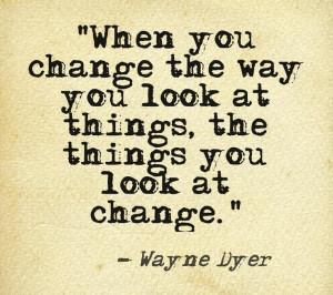 Wayne Dyer About Energy