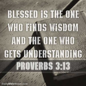 Proverbs Quotes Bible Proverbs 3 13 Quot Blessed is The