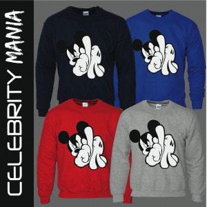 Mickey Mouse Disobey Jumper