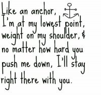 anchors #anchor #thoughts #cutequotes