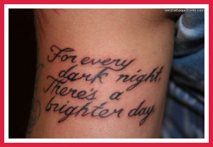 tattoo ideas for men quotes