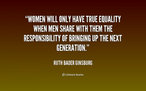 Quotes About Women Equality