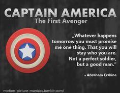 Captain America Quotes, Movie Quotes, Senior Quotes, Avengers Quotes