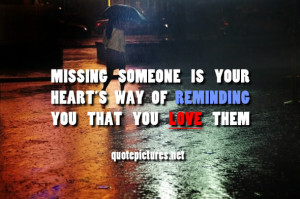 Famous quotes missing someone wallpapers
