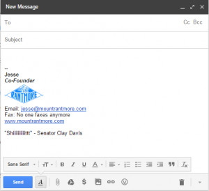12 Funny Email Signatures That HR Will Really Hate