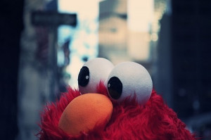 cute, elmo, photography, red