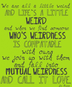 Creepy Sayings and Quotes