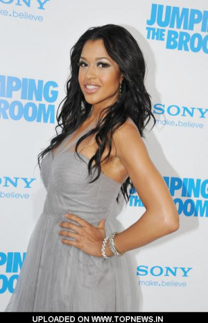 Kali Hawk At Jumping The Broom Los Angeles Premiere Arrivals picture