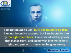 Leadership Quotes Lincoln Lincoln quotes, leadership