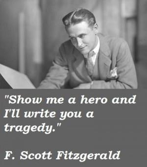 scott fitzgerald famous quotes 4