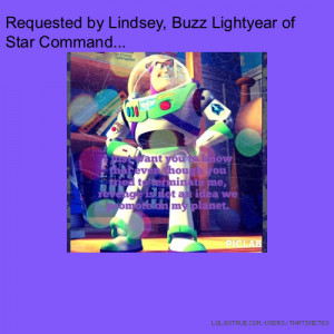 Buzz Lightyear Quotes Star Command