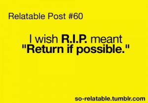 rip quotes tumblr