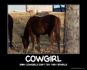 Cowgirl Love Quotes